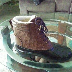 Michael kors duck boots